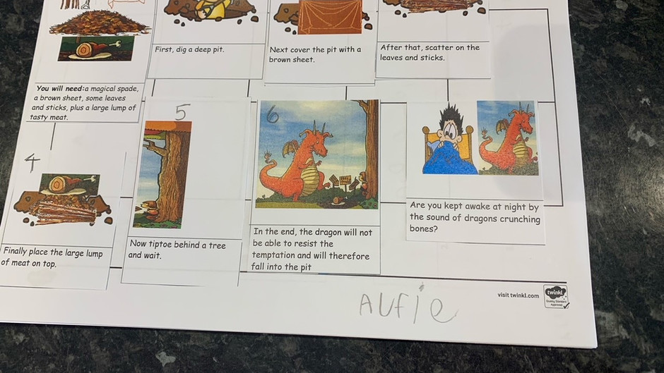 Superstar Foxes Home Learning This Week!