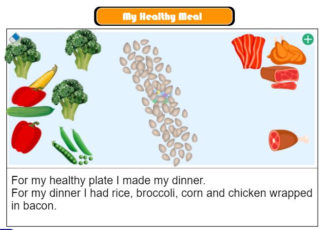 Foxes Healthy Week Home Learning