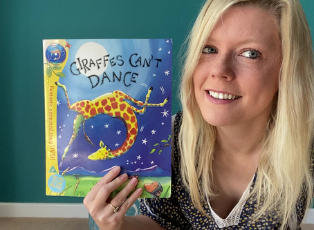 Story time - Giraffes Can't Dance!