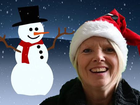 A Christmas message from Mrs Bartlett