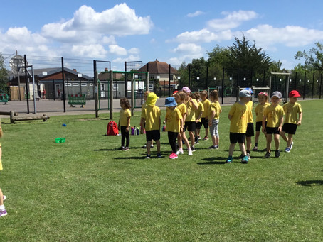 Foxes Sports Day!