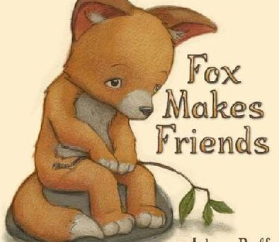 Story time with Mrs Wilkins - Fox Makes Friends