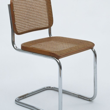 Vuelve la silla de Marcel Breuer