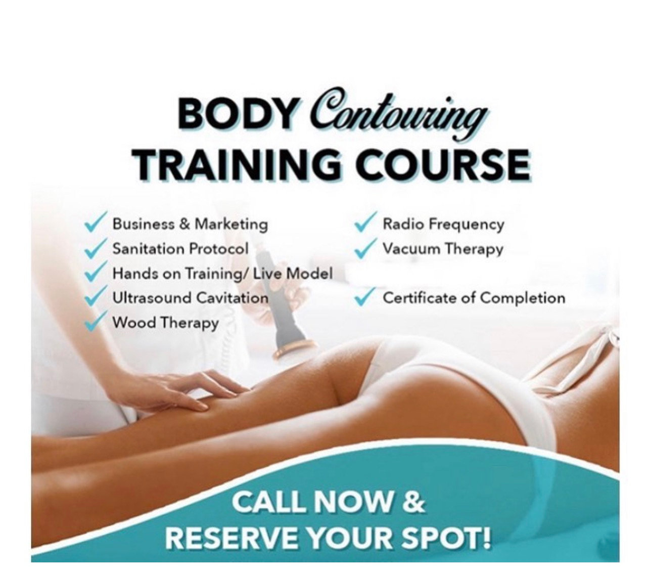 Exclusive BodyContouring Training Course
