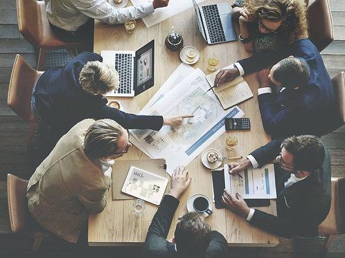 Групповое упражнение - Встреча директоров по продажам
