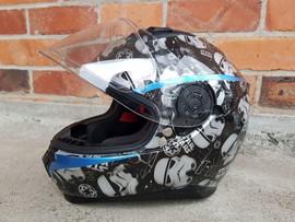 2018 - bike helmet - stormtroopers 2.jpe