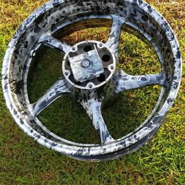 Bike wheel - flames over silver.jpg