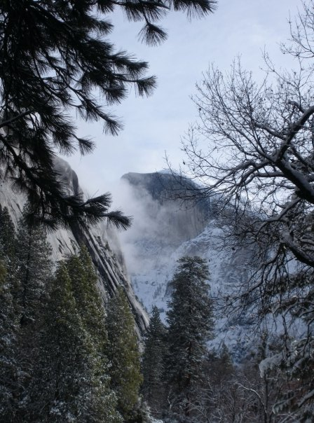Yosemite, one of my favorite places.