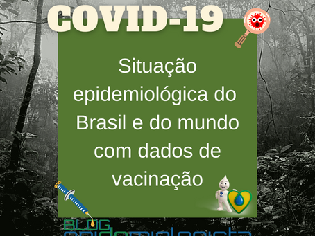 #8. COVID-19: Situação epidemiológica do Brasil até 14 de janeiro de 2021
