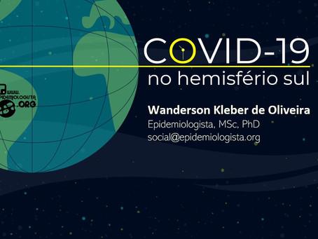COVID-19 no hemisfério sul