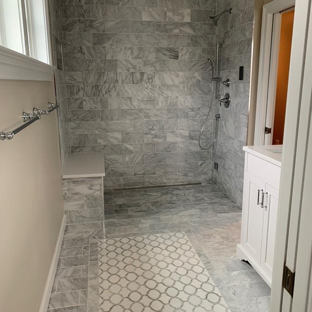 Tile Carpet Inlay