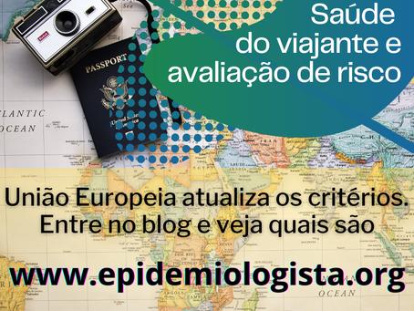 #17. COVID-19: Saúde do viajante e avaliação de risco