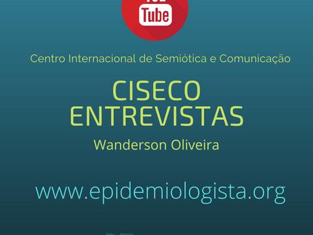 #12. COVID-19: entrevista para o Centro Internacional de Semiótica e Comunicação (CISECO)