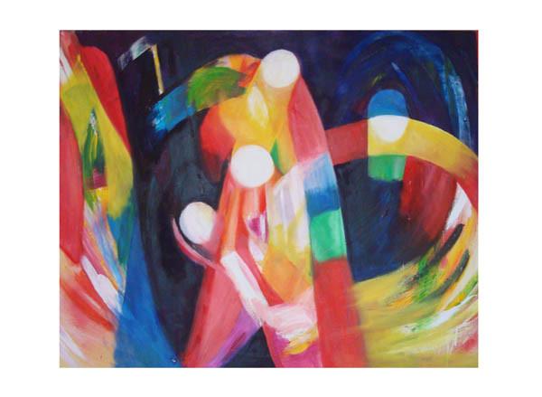 Light painting - KHA