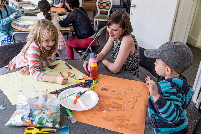 Summer Holiday Family Workshop: Mapmaking