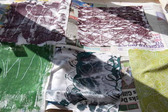 School textile workshops