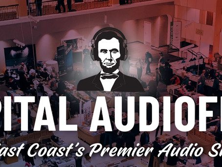 Capital AudioFest Info