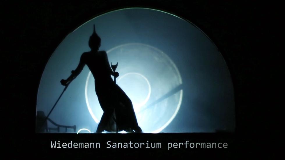 LIGHTSCULPTURE AT WIEDEMANN SANTORIUM
