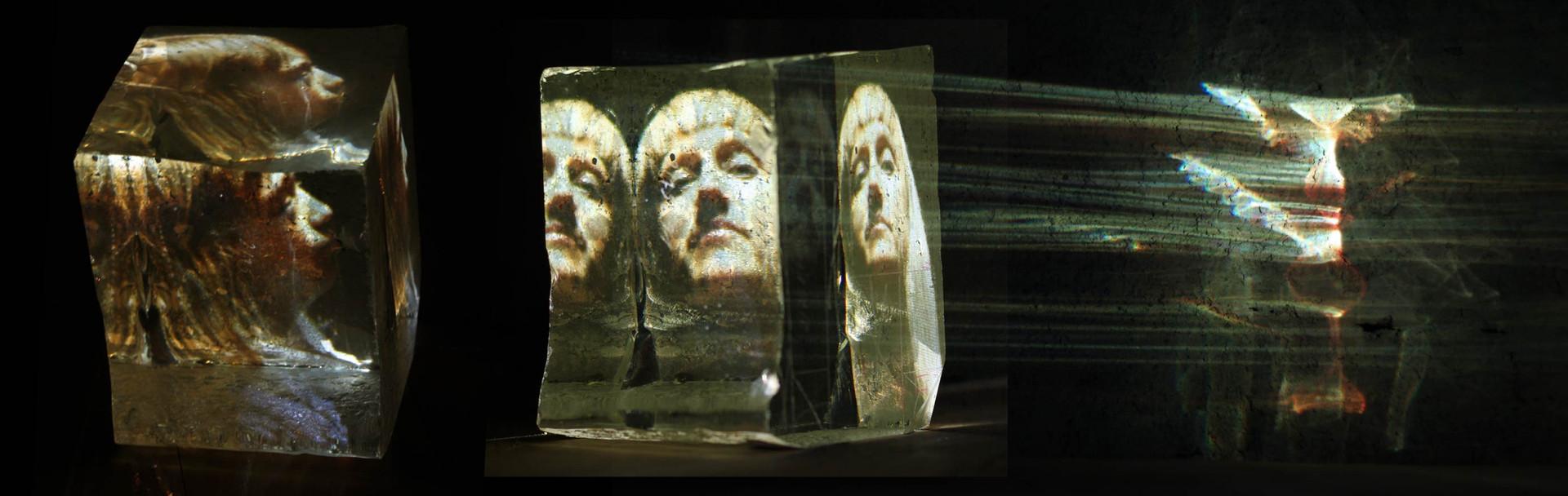 glas portrait