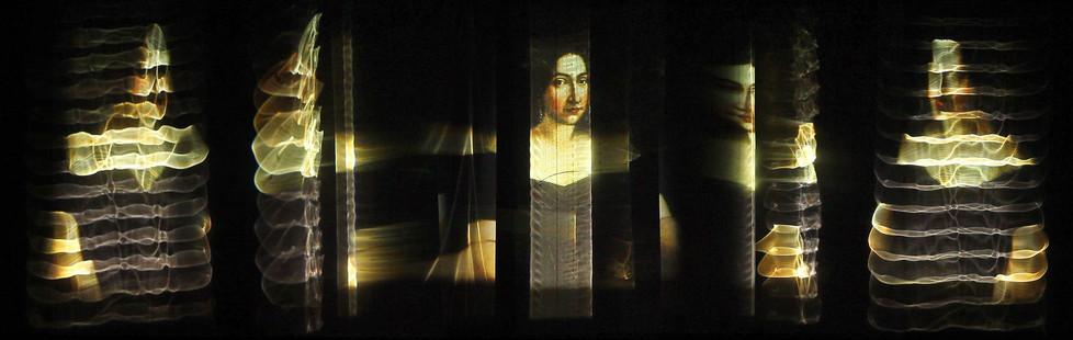 Elisabeth Hafenbrädl in Glas