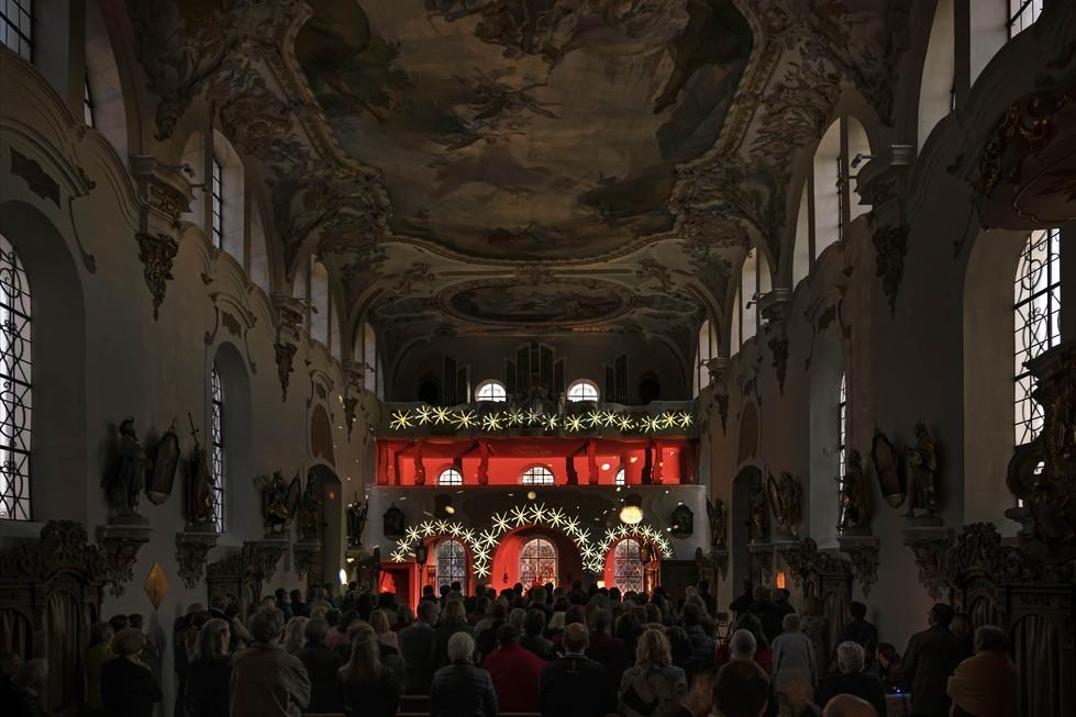 ST.ULRICH VIDEOMAPPING