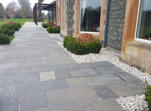 Guide To Paving & Patio Design