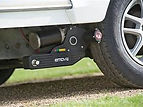 Bolt-On Towing motor mover installation