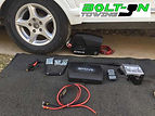 Bolt-On Towing e303 installation