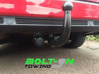 Bolt-On Towing detachable towbar instller