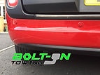 Bolt-On Towing parking sensor installation