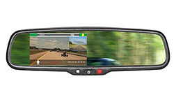 Bolt-On Towing rear view mirror camera