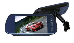 Bolt-On Towing rear view camera