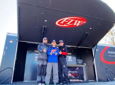 2019 科尼FLW美国之行 中国战队FLW COSTA获得国际部冠军!(四)