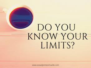 Établir ses limites