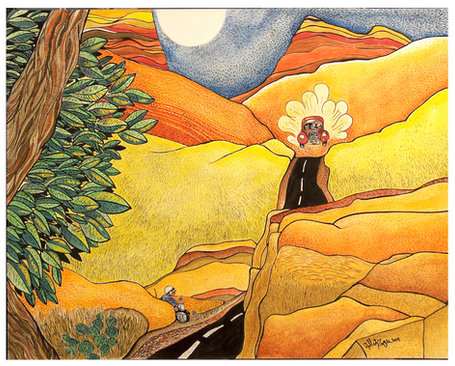 Home Soon (Panel 1 of 2)