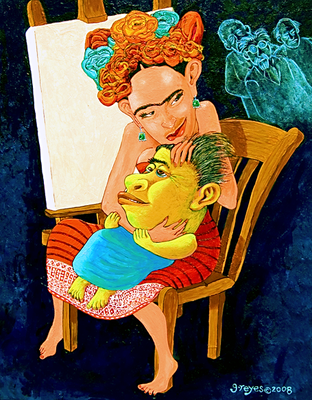 Amores de Frida
