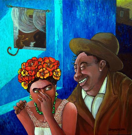 Did You Miss Me Frida?