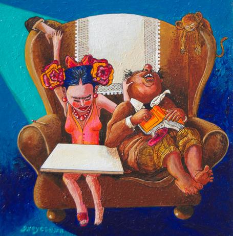 Frida: Eres el Unico