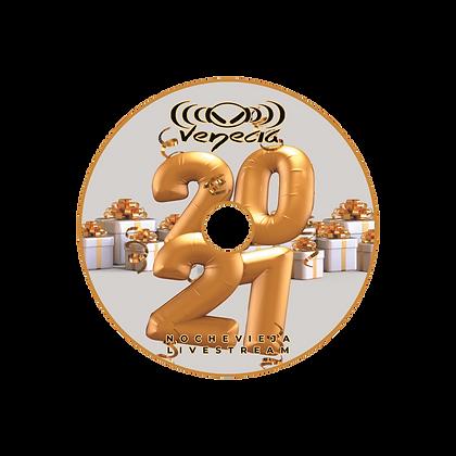CD Especial Nochevieja Venecia - Edición Limitada