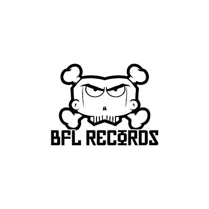 BFL RECORDS STIKER