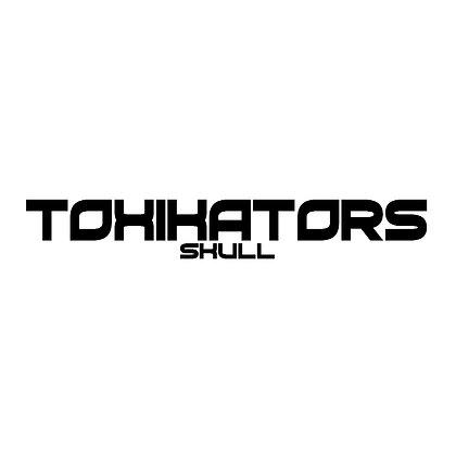 TOXIKATORS - SKULL