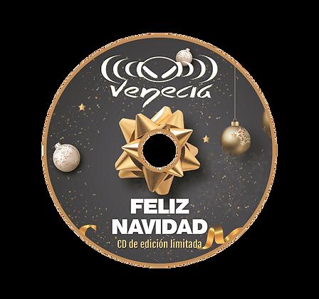 CD Especial Navidades Venecia - Edición Limitada