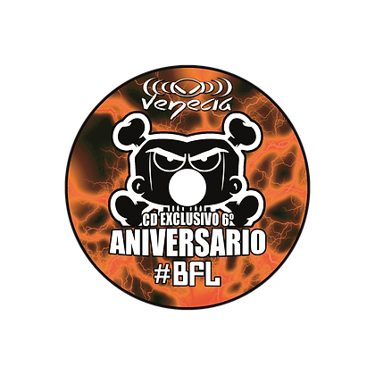 CD 6º Aniversario BFL (TRACKS)