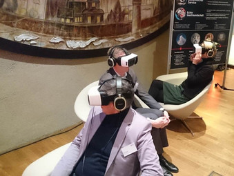 Deutsche Bahn HR uses VR to prepare new employees for their future job