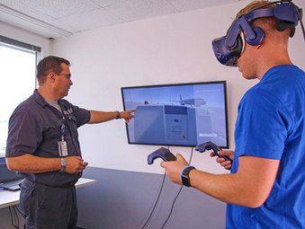 Munich Airport and Fraport use Innoactive technology to deploy VR training
