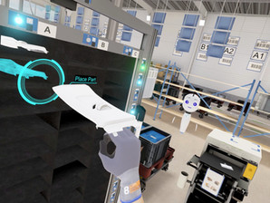 How to scale Unity-based VR Training
