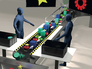 Improve training efficiency with Virtual Reality
