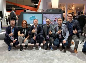 Impact of 5G/edge computing on VR training