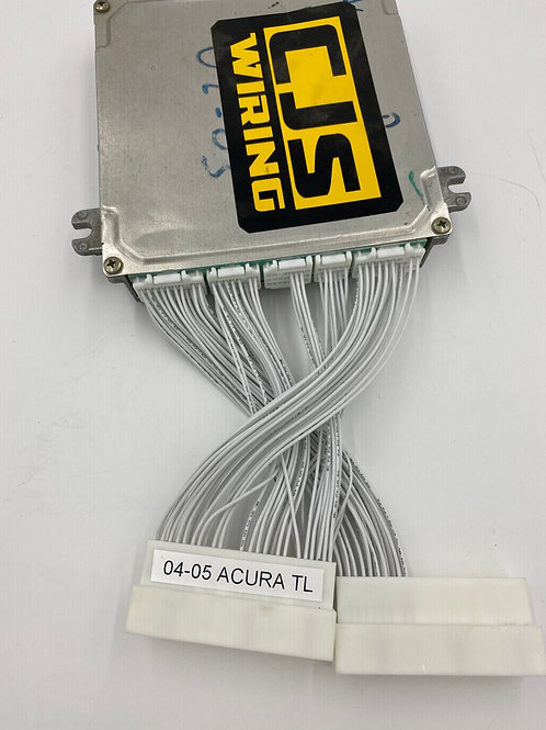 (04-06) ACURA TL V6 M/T ECU JUMPER