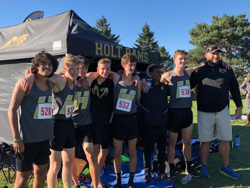 Cross country makes history and looks ahead for more